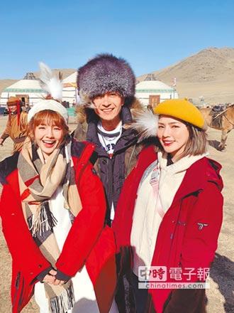 小鐘奔外蒙古-20℃外地解放