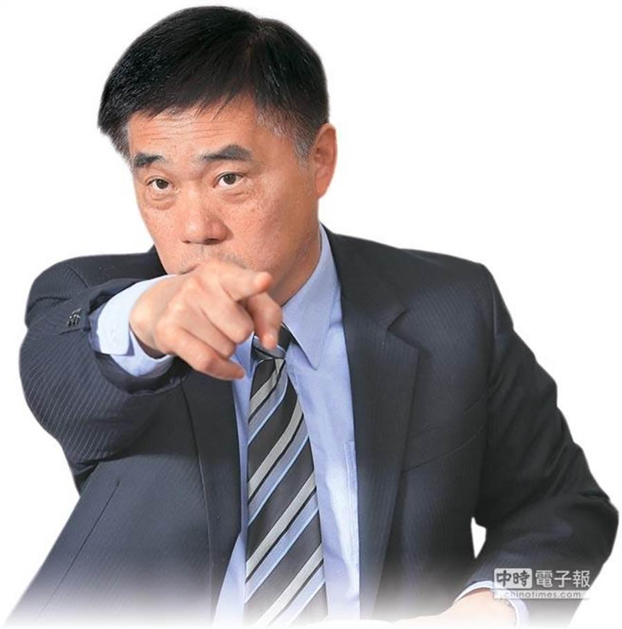 前台北市長郝龍斌。(圖/本報系資料照)