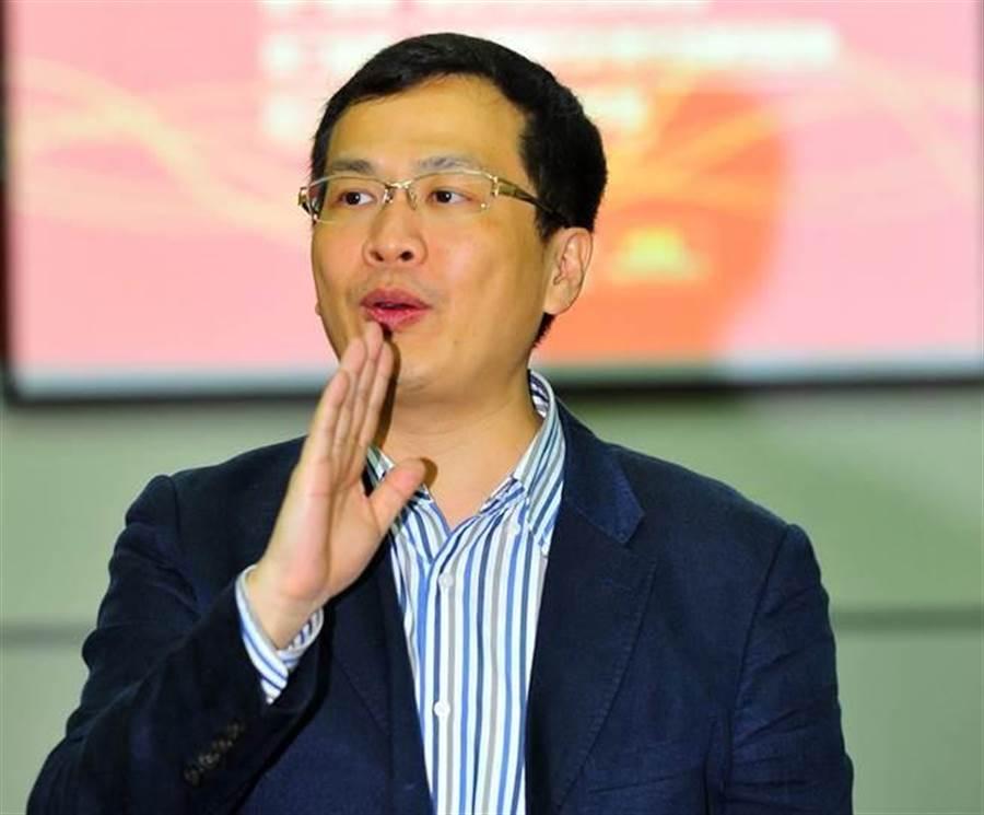 前總統府副秘書長羅智強。(資料照,劉宗龍攝)