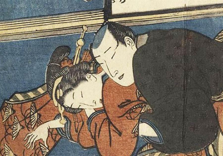 古代日本這項「夜爬」性風俗 竟流行了千年(圖/翻攝自《每日頭條》)