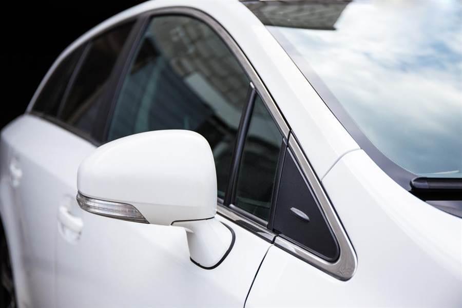 汽車上三角窗有何作用?原來不只是為了美觀(示意圖/達志影像)