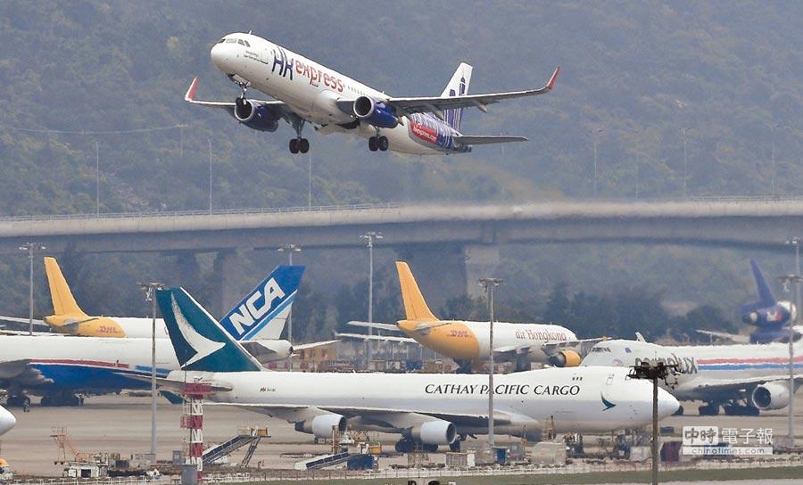 國泰航空購香港快運市占達84 焦點新聞 旺報