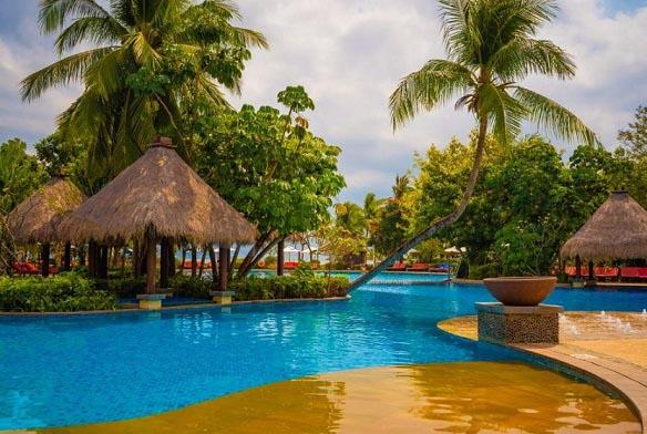 三亞Club Med「村外旅遊?#22266;?#32034;熱帶雨林體驗翱翔之美