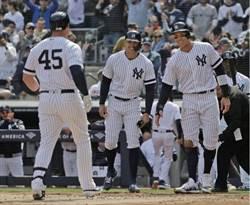 MLB》洋基開幕戰獲勝 雙轟宰金鶯祭旗