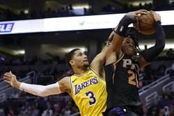 NBA》湖人四少又掛1個 哈特膝傷休兵12周
