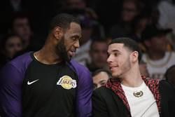 NBA》球哥跟BBB鬧翻 詹皇:他開始掌控人生