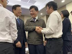 台鐵表揚「揮刀案」功臣 交長:善良勇氣最強大