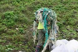 淨灘淨不完!「海灘拾荒者」提倡海廢基地