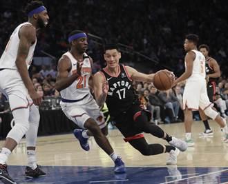 NBA》林書豪手感回溫摘12分 暴龍狂電尼克