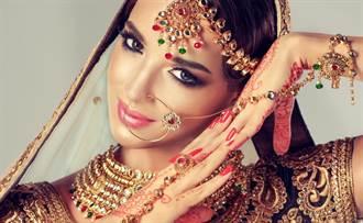 印度女人為何戴鼻環、腳鈴?原因讓人拳頭硬了