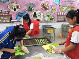 籌出國交流旅費 六甲國中學生學烘焙賣餅乾