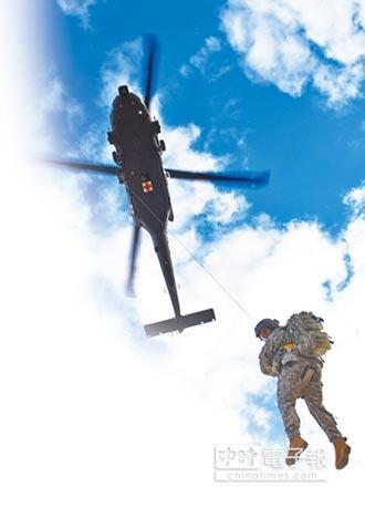 陸升級4款直升機 突擊旅裝備到位