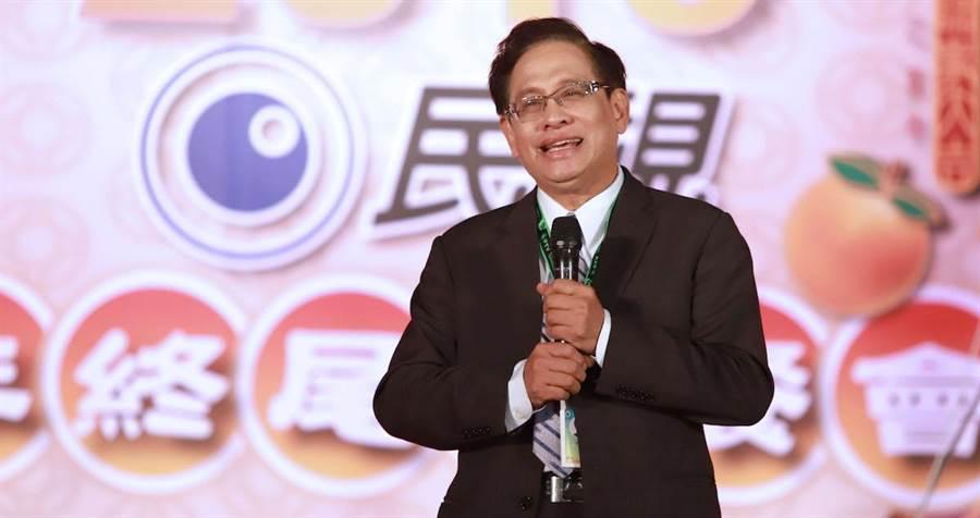 民視董事長郭倍宏。(資料照)