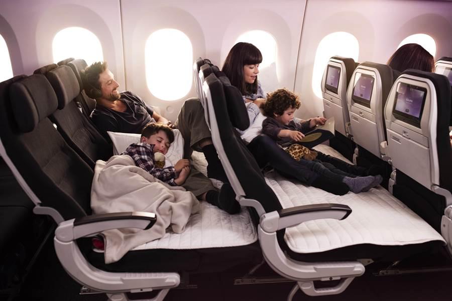 紐西蘭航空台北航線一周增到5班 祭家庭升等5折價 旅遊 工商
