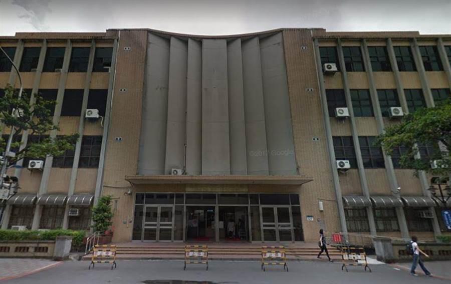 台灣高等法院。(翻攝自Google Map)