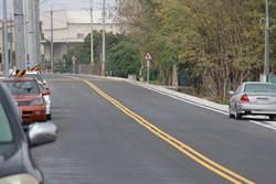 彰化埔心6米產業道路 懸浮拓寬成12米