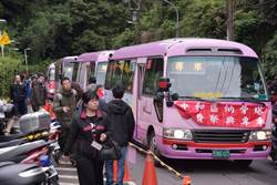 便民掃墓祭祖 中和區公所提供免費接駁車