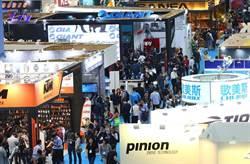 自行車、體育用品強強聯手 國際買主觀展採購成長近5%