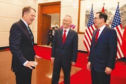 近尾聲 中美完成有建設性貿易談判