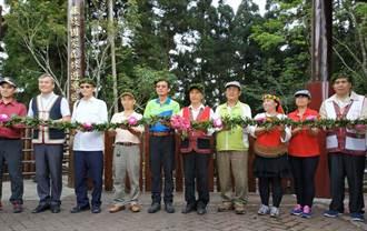 時隔10年藤枝森林遊樂區重開放 祈福盼吸人氣