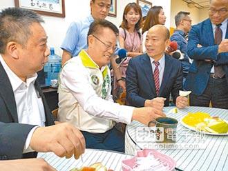 縣市長怎賣台 韓嗆民進黨太無聊