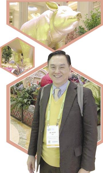 名人養生-鈺創科技董事長盧超群 三大養生術 軟、硬體都兼顧