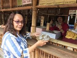左鎮公館社區手工草仔粿  銅板價受歡迎