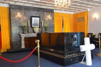 蔣公逝世44周年 慈湖陵寢下午才開放一般民眾入內