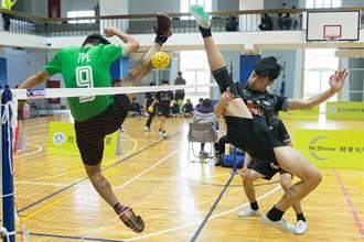 全國藤球排名賽 台北市代表隊男乙稱王