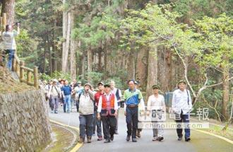 藤枝森林遊樂區重開園