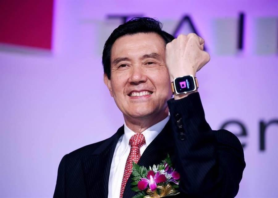 前總統馬英九。(圖/取自馬英九臉書)