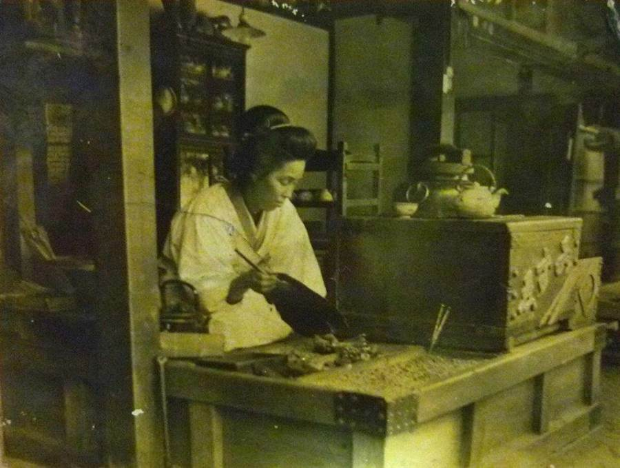 這裡千年只賣一種食物 還不准男性當店員?(圖片取自/一文字屋和輔FB)