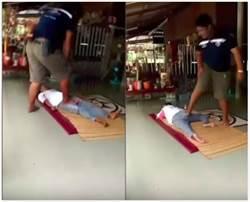 泰式「行走按摩」醫腿痛 她腿骨遭踩斷終身殘疾