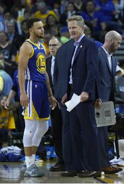 NBA》連續5季分區冠軍 勇士追平湖人紀錄