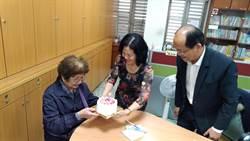 堅守約定家扶退休 會計重回受理高齡嬤捐款