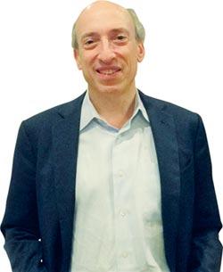 麻省理工學院教授Gary Gensler:虛擬貨幣法幣化 可信度扮關鍵