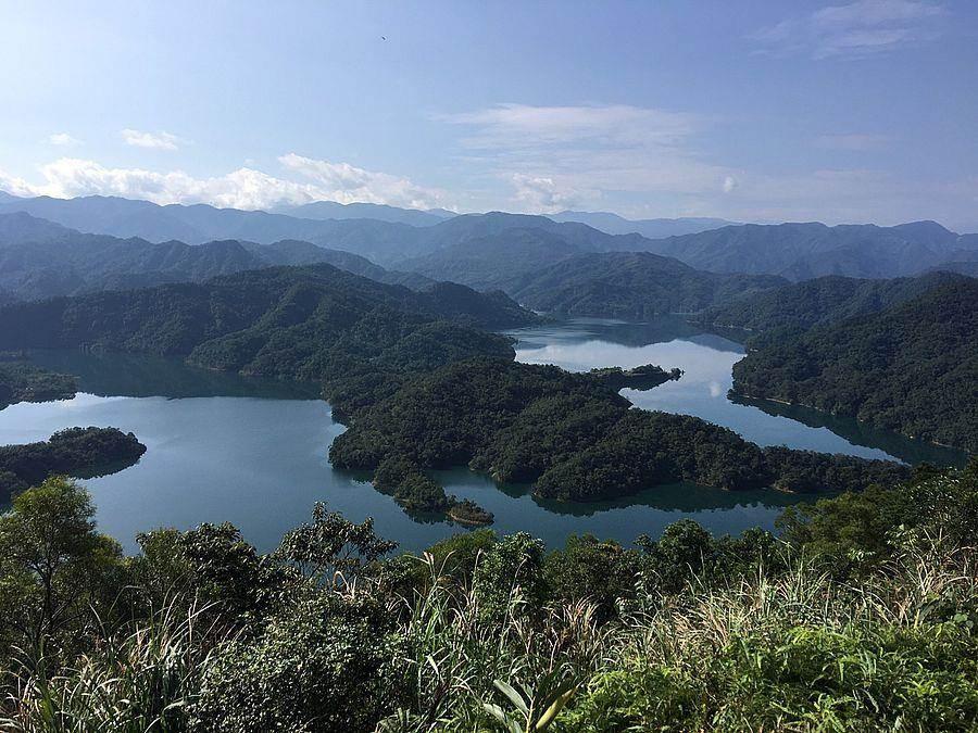 千島湖鱷魚島。(新北市農業局提供)