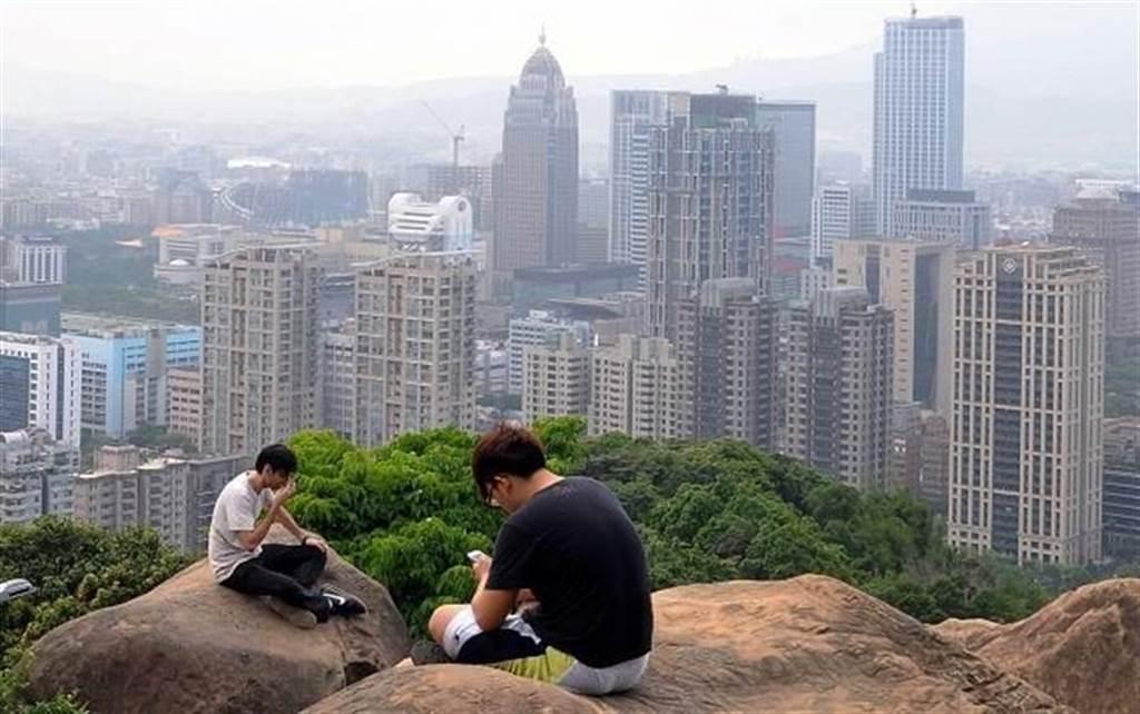年收入沒有百萬,在台北很難買房。(本報資料照片)