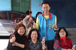國民黨中央委員邱一峰 宣布參選區域立委