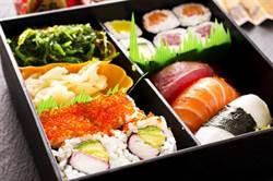 為何日本小菜裡會放「塑膠葉」?