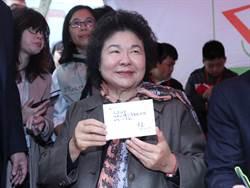 林濁水酸陳菊「總統私人秘書」 菊辦:依法輔佐總統