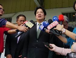 民進黨霸王條款可換將 賴清德淡定回應:我毫不擔心
