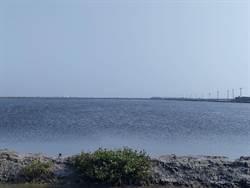 台南沿海設置大型太陽光電廠 台電說明會當地民眾不買單
