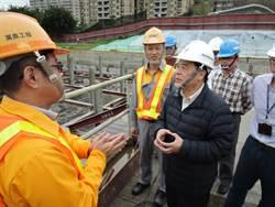 板橋音樂公園地下停車場 最快明年6月完工