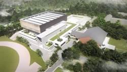 東海興建綜合大樓打造體育園區