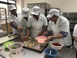給魚吃不如給釣竿!八里療養院培訓身心障礙學員當烘焙師