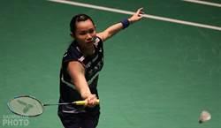大馬羽球賽 戴資穎下午1點迎戰泰國選手