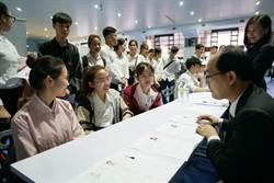 媒合30家企業 育達首屆外籍生實習博覽會