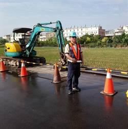 清水區自來水管網延伸 裕嘉里估計供水普及率增10%以上