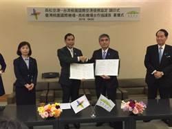 桃園機場與日本高松機場締結姊妹合作 擴大國際交流版圖